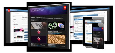 online newsletter creation web app