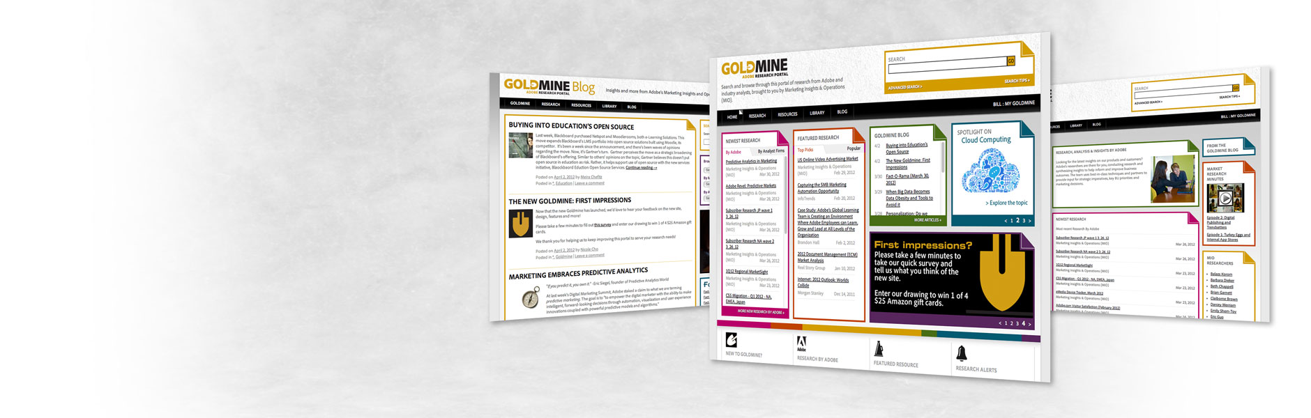 adobe-goldmine-intranet