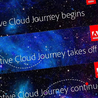 Adobe email series campaign