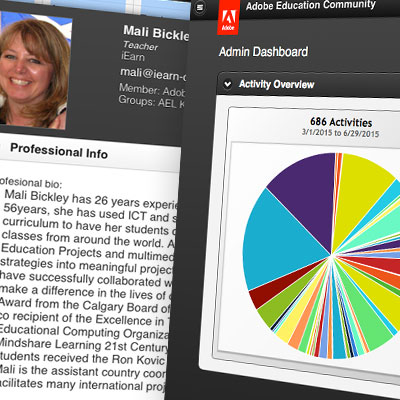 Adobe Education online community