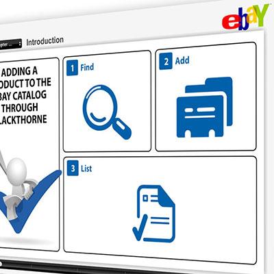 eBay product demos