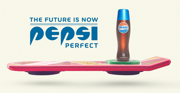 pepsi perfect: it's not the real thing. – scott design