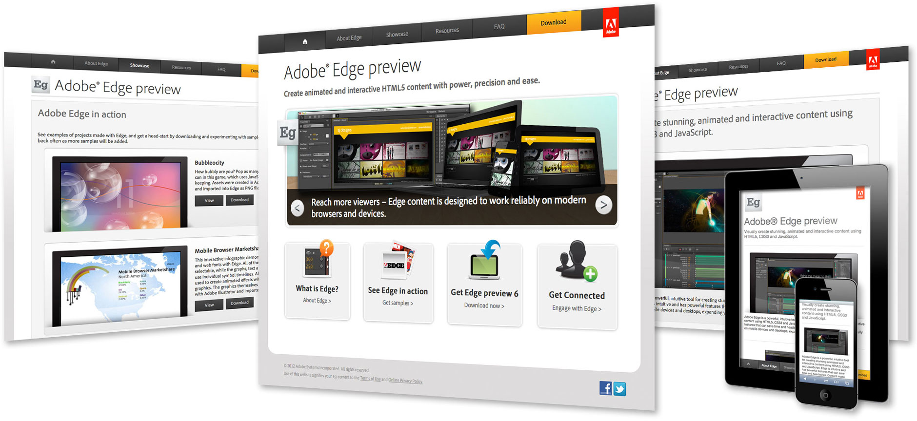 Adobe Software For Responsive Web Design