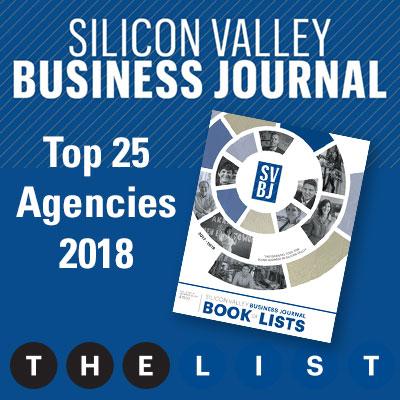 Top 25 Silicon Valley Agencies in 2018