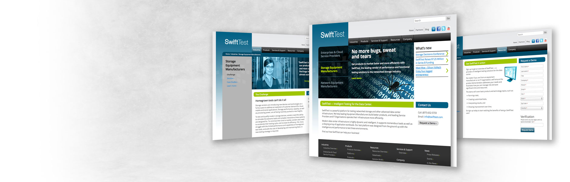 swifttest-website